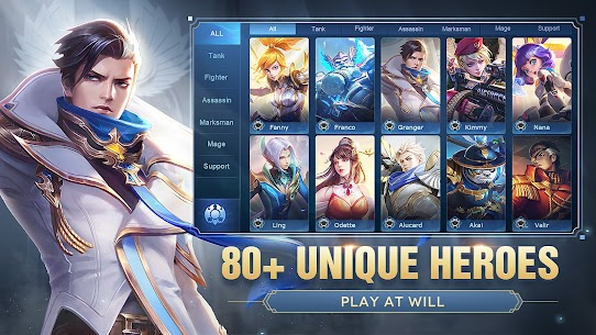 Mobile Legends: Bang Bang 1.5.70.6241 Apk 5
