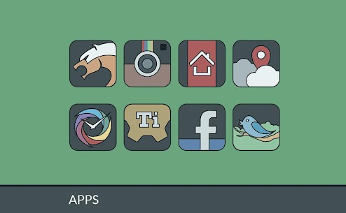 IMMATERIALIS ICON PACK Patched APK 3