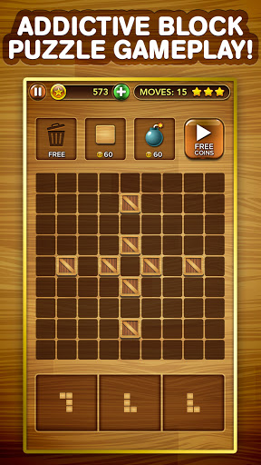 Best Blocks - Free Block Puzzle Games  screenshots 1