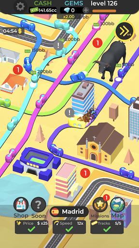 Subway Idle 3D 2.8 screenshots 1