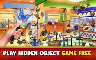 Hidden Object Games Free : Secret
