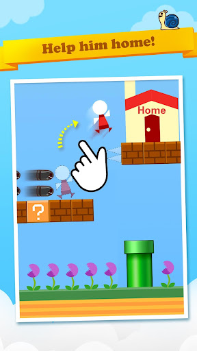 Mr. Go Home - Fun & Clever Brain Teaser Game! screenshots 9