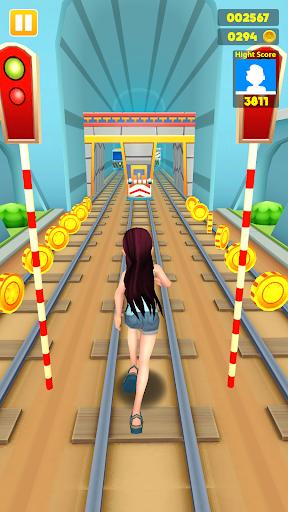 Subway Princess - Endless Run  Screenshots 3