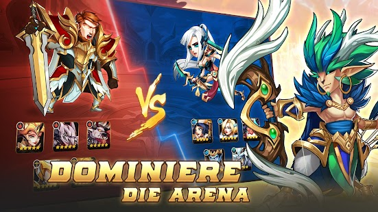 Summoners Era - Arena of Heroes Screenshot