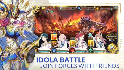 Idola Phantasy Star Saga 1.11.7 screenshots 15