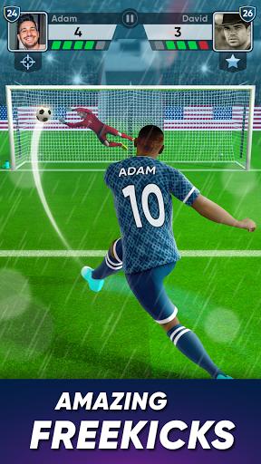 SOCCER Kicks - Stars Strike & Football Kick Game  screenshots 2