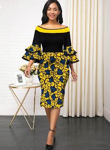 Latest African Fashion Dresses 2021
