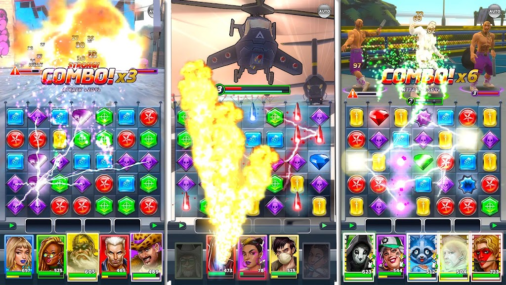 Puzzle Heist: Epic Action RPG poster 24
