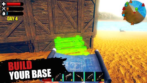 Just Survive Ark: Raft Survival Island Simulator  Screenshots 10