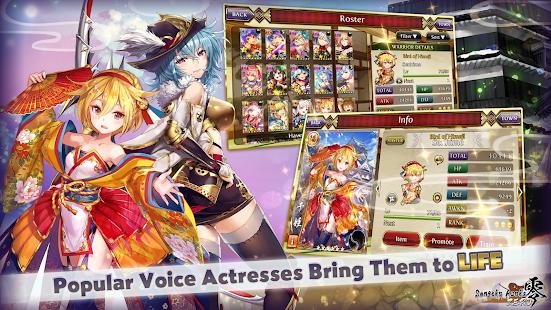 Sengoku Asuka ZERO (Anime Girls x Samurai x RPG) screenshots 5