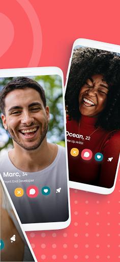 JAUMO Dating - Match, Chat & Flirt with Singles Apkfinish screenshots 2