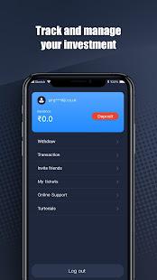 UniTrend - Mobile Trade App Apkfinish screenshots 4