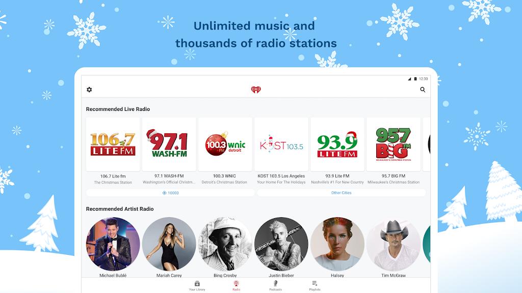 iHeartRadio: Radio, Podcasts & Music On Demand  poster 8