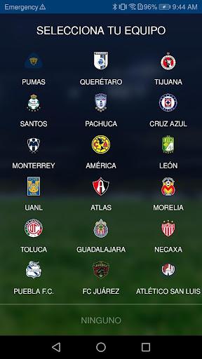 Foto do Liga BBVA MX App Oficial