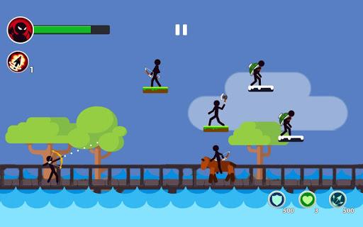 Stickman Archery Master - Archer Puzzle Warrior 0.2.29 screenshots 11