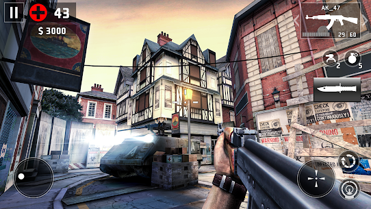 Dead Trigger 2 Mod Apk Unlimited Money+Ammo & Gold (2021) 3