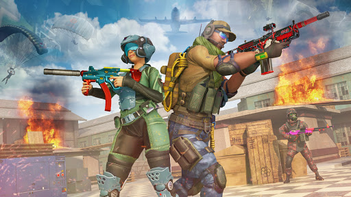 FPS Real Commando Secret Mission Free Shooting 1.8 screenshots 2