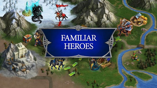 Gods and Glory: War for the Throne 4.5.1.0 Apk + Data 1