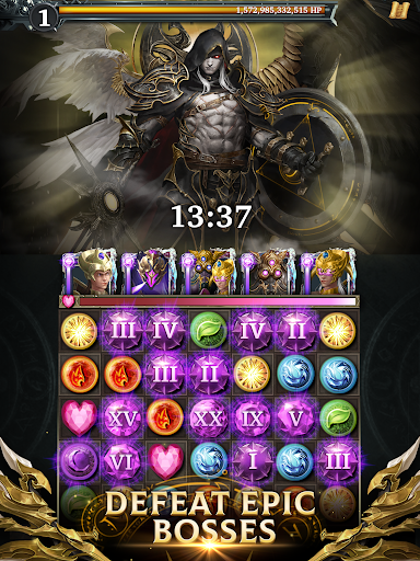 Legendary: Game of Heroes - Fantasy Puzzle RPG screenshots 4