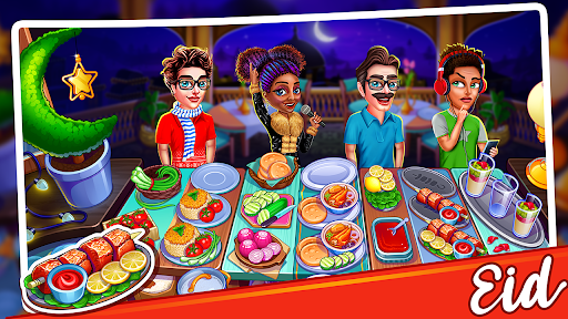 Cooking Party : Cooking Star Chef Cooking Games  screenshots 1