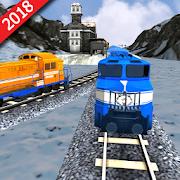 Train Racing Simulator Challenge