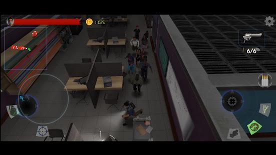 Zombie Game: Disease Of Hazard 1.1.5 screenshots 1