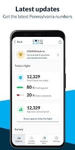 COVID Alert PA Mod 2.0.0 Apk (Unlocked) 5