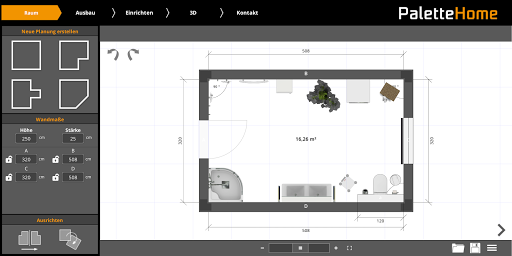 Palette Home 5.2.125.4010 Screenshots 5