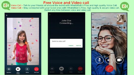 WhatsMobi Messenger 3