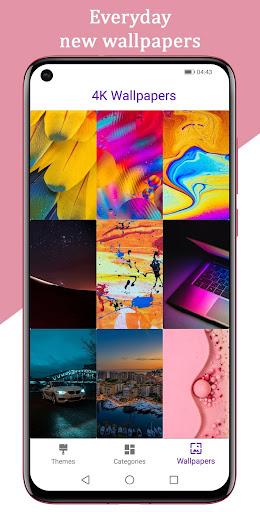 Free EMUI themes for Huawei and Honor 2.3 Screenshots 4