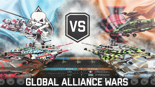 Massive Warfare: Helicopter vs Tank Battles screenshots 7