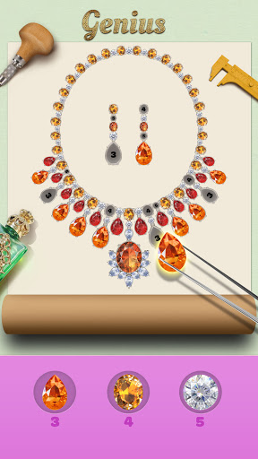 Bubble Shooter Jewelry Maker 4.0 screenshots 1