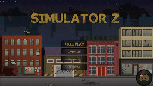Zombie Simulator Z - Free 3.0.1 screenshots 1