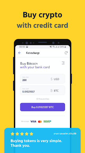 LATOKEN: Bitcoin Wallet, Crypto Exchange android2mod screenshots 2