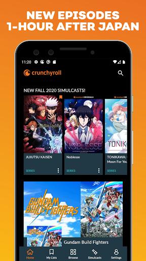 Crunchyroll  screenshots 2