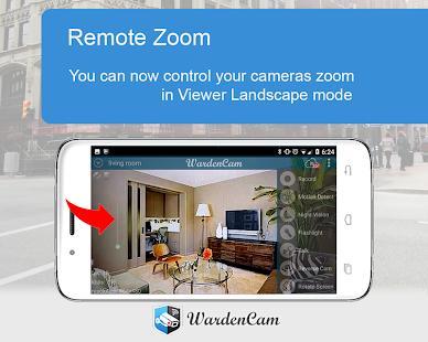 Home Security Camera WardenCam - reuse old phones 2.8.2 Screenshots 10