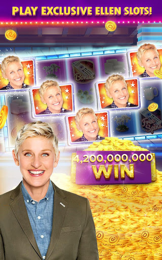 Ellen's Road to Riches Slots & Casino Slot Games modavailable screenshots 1