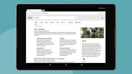 Ecosia - Trees & Privacy 4.1.4 Screenshots 5