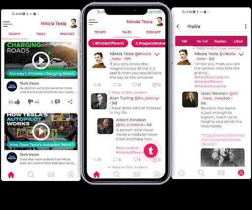 Play store updates and news (2020) : Techfy  Screenshots 3