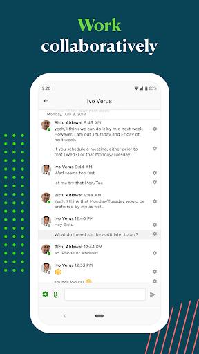 Upwork for Freelancers 1.27.0 screenshots 3