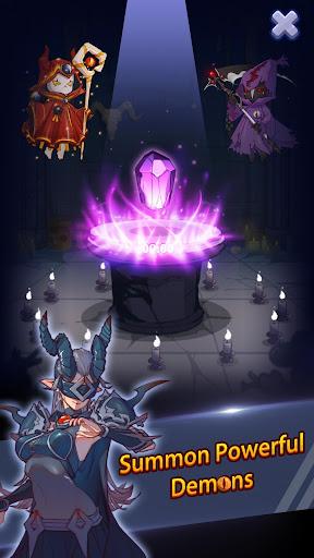 Idle Defense: Dark Forest  screenshots 4
