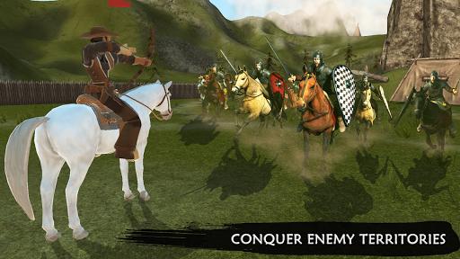 Ertugrul Gazi Horse Simulation: ertugrul gazi game 0.8 screenshots 1