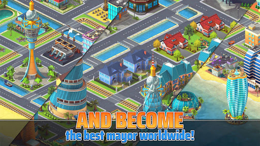 Town Building Games: Tropic City Construction Game 1.2.17 Screenshots 21