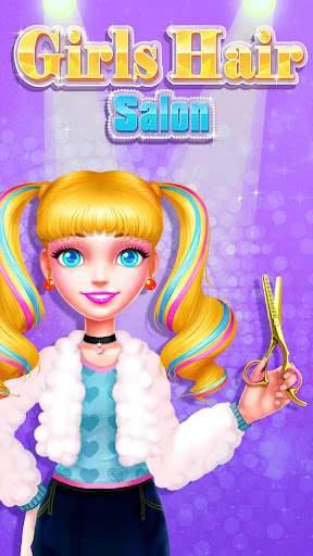ud83dudc87ud83dudc87Girls Hair Salon 3.0.5038 screenshots 8
