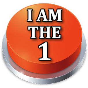 I Am The One Button 3