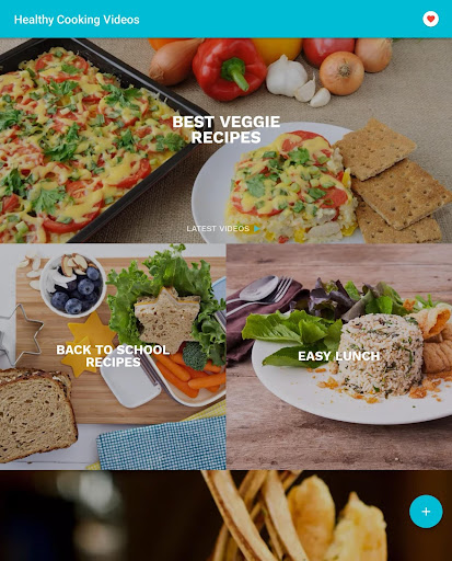 Foto do Healthy recipes: Cooking recipes free videos