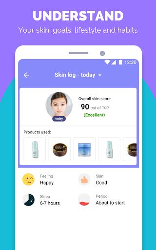TroveSkin: Your Skincare Coach 7.4.4 Screenshots 4