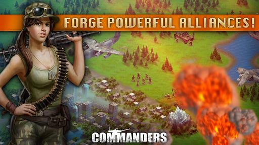 Commanders 3.0.7 screenshots 4