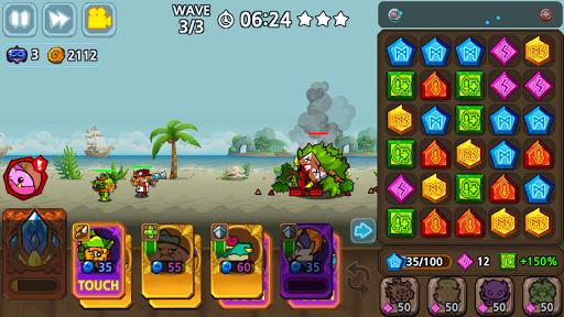 Puzzle & Defense Screenshot 2