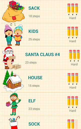 How to Draw Christmas 5.0 Screenshots 2